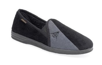 Dunlop mens slippers MS417